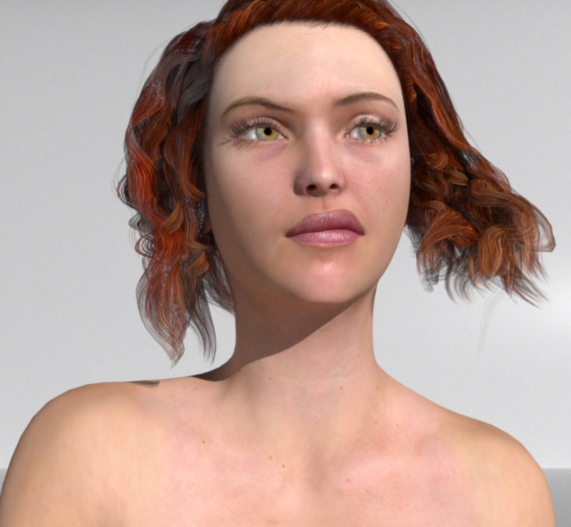 Luxus for daz studio ubersurface skin conversion