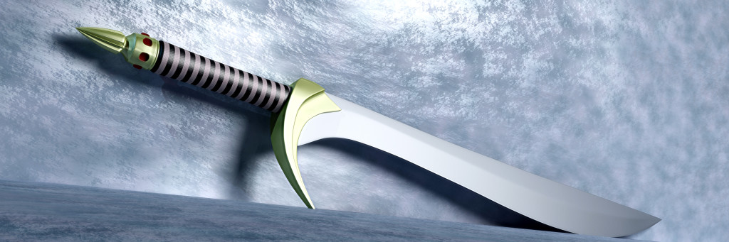 lightwave sword model by jim willey