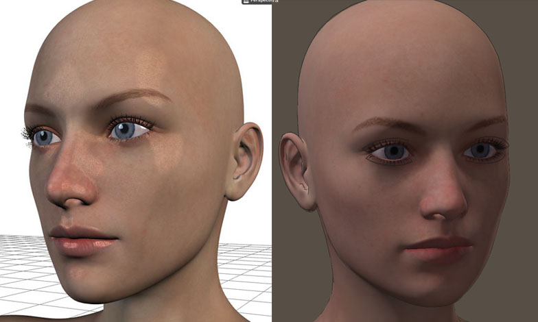 poser ds preview comparison