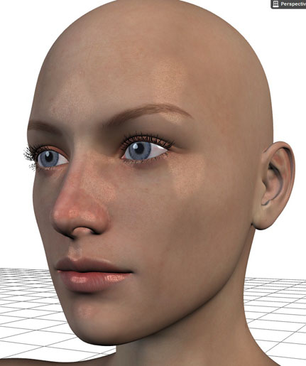DAZ Studio Texture Shaded 2.0
