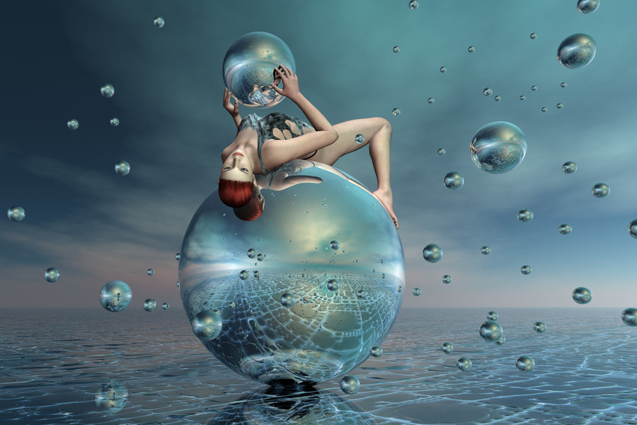 sphere_rising_by_silverdali-d55ht3c