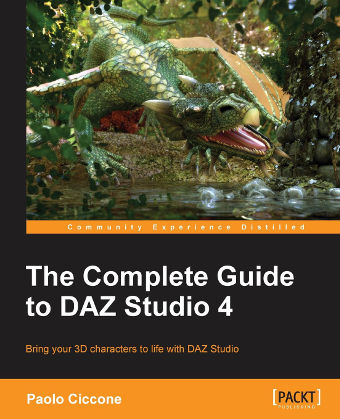 complete guide to daz studio